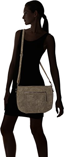 de Marrón Bags Sepia Oliver s bolsos 6013 Mujer Shoppers 710 94 hombro 39 y 7z5wqO