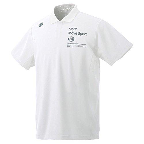 DESCENTE(デサント)MOVE SPORT タフポロライト 半袖ポロシャツ DMMLJA72