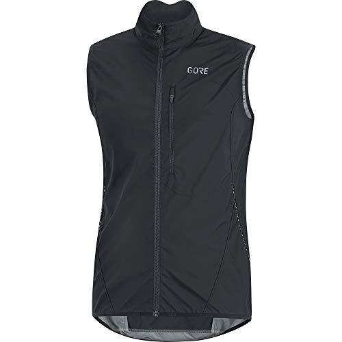 (GORE Wear C3 Men's Vest GORE WINDSTOPPER, L, Black)