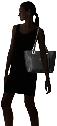 Saffiano Calvin borsa Nero Modello oro nero Klein qtUPg