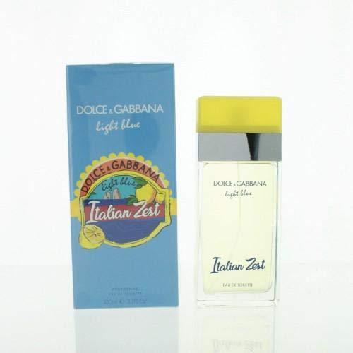 DOLCE&GABBANA Light Blue Italian Zest Pour Femme Eau de Toilette Spray, ()
