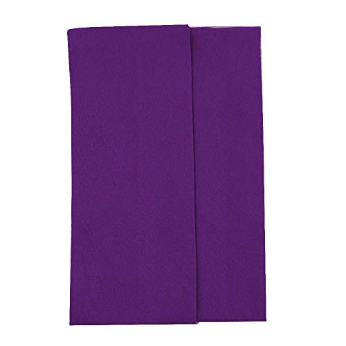 (KoolFree Microfiber Seamless Stretch Cotton Crotch Opaque Solid Color Pantyhose Tights (purple) )