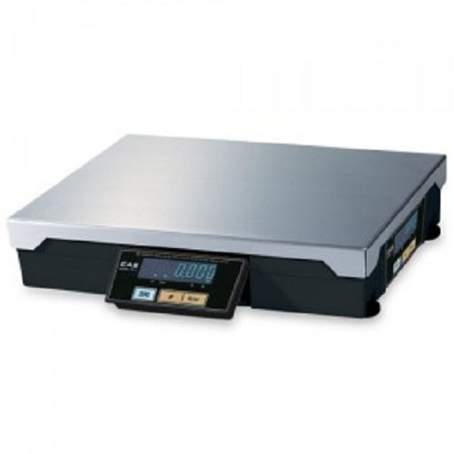 CAS PD-2 POS/Checkout Scale, LB & OZ Switchable, Up to 60lbs 0-30 x 0.01lbs/30-60 x 0.02lbs Dual Range, Legal-for-Trade