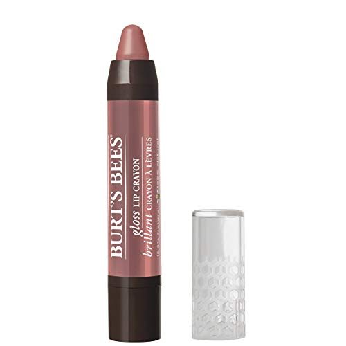 Burts Bees 100% Natural Gloss Lip Crayon, Outback Oasis, ()