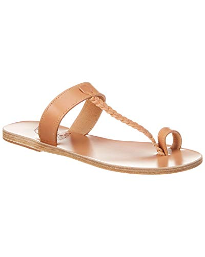 - Ancient Greek Sandals Women's Melpomeni Natural Vachetta 36 M EU
