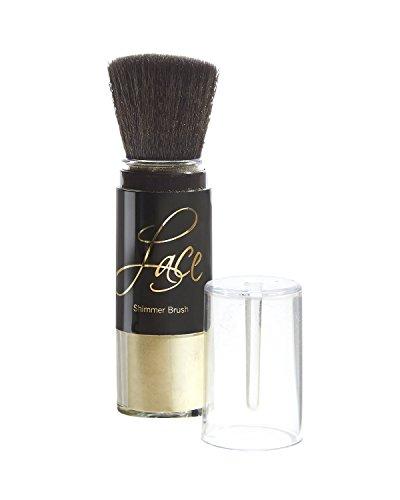 Bronze Shimmer Powder Brush - 3