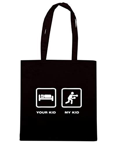 BOXING Speed Borsa Shirt Shopper 7 Nera TBOXE0065 wwASPa7q