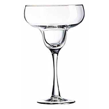 Arc International Luminarc Cachet Margarita Glass, 14.5-Ounce, Set of 4