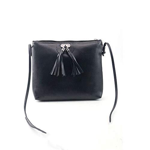 Small Bags Hombro para Blanco Negro Crossbody Mujer al Bolso showsing wT184qZ