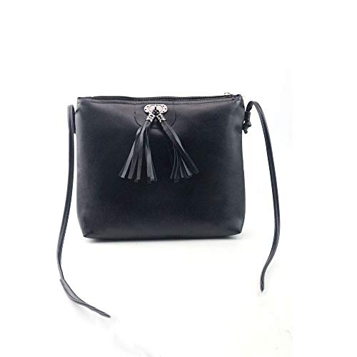 Hombro Small Mujer Crossbody Blanco Bags Negro para Bolso showsing al 1xf8PqwII