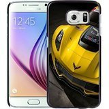New Personalized Custom Designed For Samsung Galaxy S6 Phone Case For 2015 Chevrolet Corvette C7.R Phone Case Cover