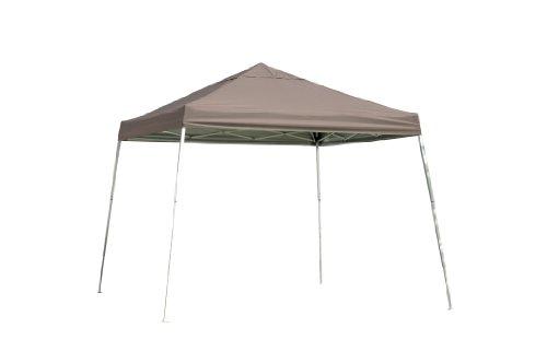 ShelterLogic Slant Leg Pop-Up Canopy with Roller Bag, 12 x 12 ft.
