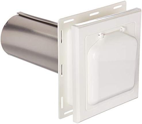 P Tec Products J-Block Vent / Wide Mount Vent White
