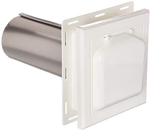 - P Tec Products J-Block Vent / Wide Mount Vent White