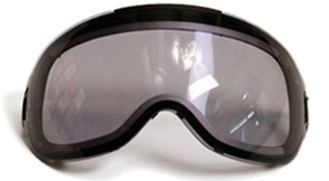 Abom One Goggle Replacement Lens X-Ray Grey, One - Goggles Zeiss Carl