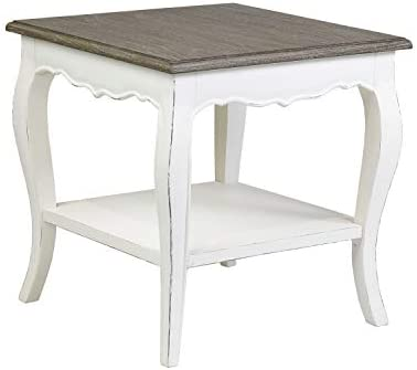 East at Main Robyn end table White