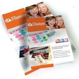 Titanium 68553 Sacchetto, A3 Office Distribution