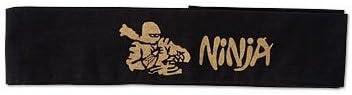 Proforce Ninja Headband - Black - 10 Pack