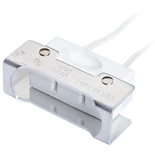 Osram 69635 - Porcelain Par 56 and 64 Connector Mogul Base Socket with Leads (PAR1 12IN/16GA/ULSF2) ()