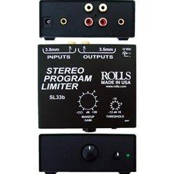 rolls-SL33B-Stereo-Program-Limiter