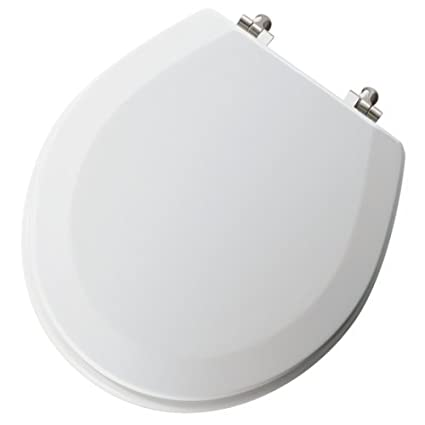 Sensational Mayfair 44Cp 000 White Enamel Toilet Seat Amazon Com Beatyapartments Chair Design Images Beatyapartmentscom