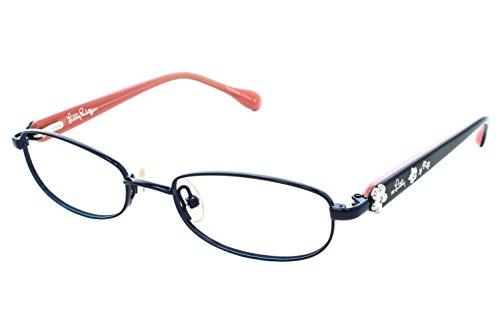 LILLY PULITZER Eyeglasses SULLY Navy - Sully Frame