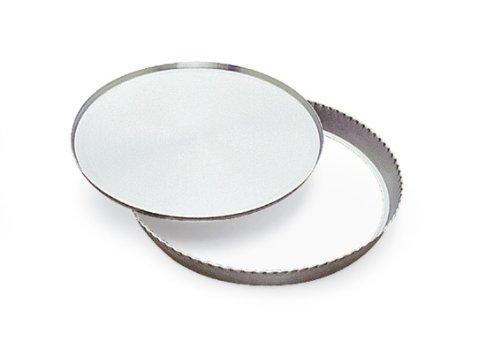 Gobel 625670 Moule Tourti/ère Rond Cannell/é Fond Mobile Aluminium 36 cm