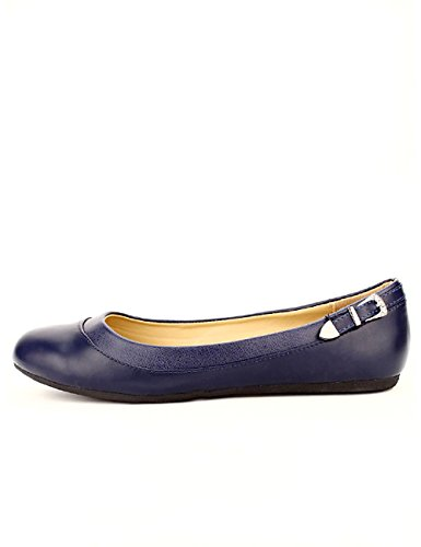 Femme KKS Bleue Cendriyon Chaussures Ballerine xP6wngY