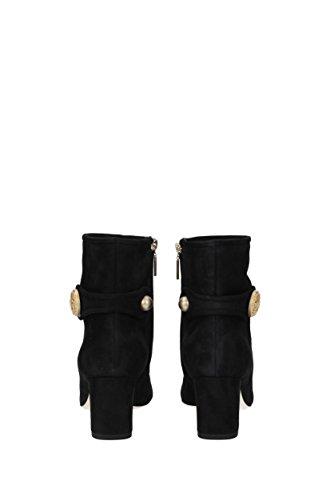 amp;Gabbana Mujer Botines EU Dolce 5 CT0330A127580999 38 Gamuza PqwxS5Owf