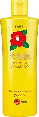 - OSHIMATSUBAKI Camellia Premium Shampoo