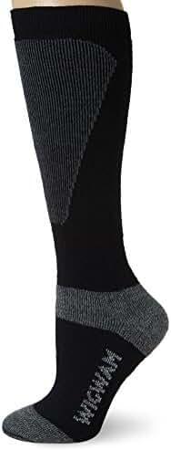 Wigwam Women's Snow Sirocco Midweight Wool Ski Sock