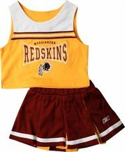 Washington Redskins NFL Toddler Girls · Reebok Two Piece Washington Redskins 6ce929a6a