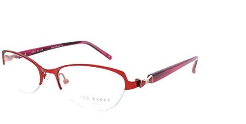 TED BAKER BLUE ANGEL 2195 272 Glasses Spectacles Eyeglasses + Case + Lense - Ted Case Sunglasses Baker