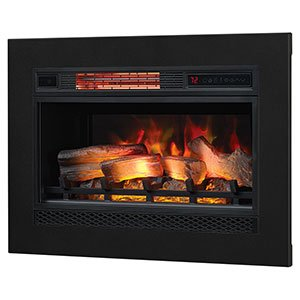 Classic Flame 26-in 3D SpectraFire Plus Infrared Electric In