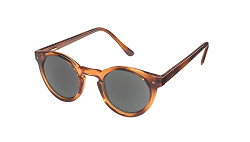 Women's Reading Sunglasses 1960's Inspired Classic Round Shape by ICU - Sunglasses 1960