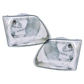 03 expedition headlight assembly - 1