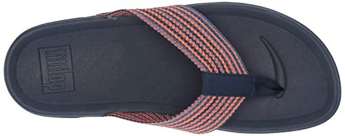 FitFlop-Men-039-s-Surfer-Freshweave-Sandal-Choose-SZ-color thumbnail 15