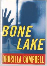book cover of Bone Lake