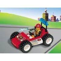 LEGO Jack Stone Fire Cruiser (4601)