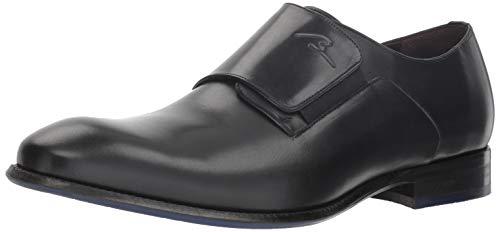 - Bacco Bucci Men's Parish Monk-Strap Loafer, Black, 120 D US