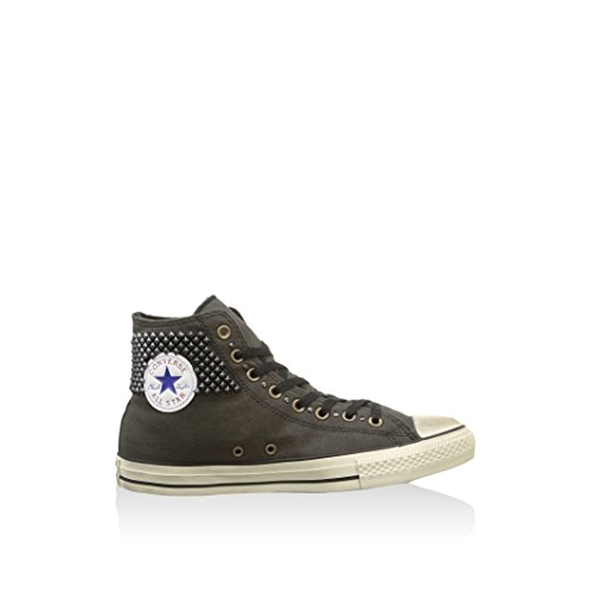 Converse Sneaker Alta All Star Hi Studs Terry Marrone Scuro Size Is Not In Selection It
