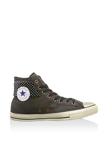 Converse Hightop Baskets All Star Hi Studs Terry Marron Foncé Size is Not dans Selection de