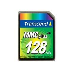 Transcend TS128MMC 128M MMC CARD=8S 128MB MULTIMEDIA CARD...