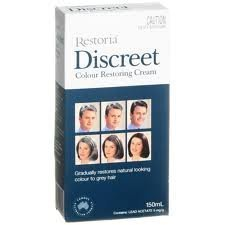 restoria discreet crme colorante 250 ml - Creme Colorante