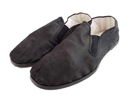 Velvet Shoe Velvet Kung Fu Kung Black YYwB8qFS