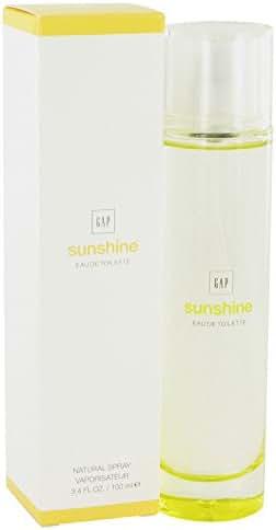 Gap Sunshine by Gap Eau De Toilette Spray 3.4 oz