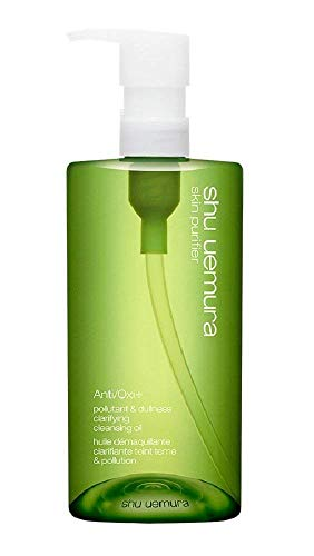 (Shu Uemura Anti/Oxi+ Pollutant & Dullness Clarifying Cleansing Oil 450ml)