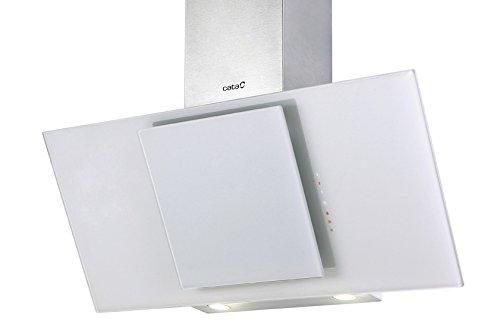 Cata Ceres 600XGWH Wandhaube / 60 cm/Touch Control Sensortasten/weiß
