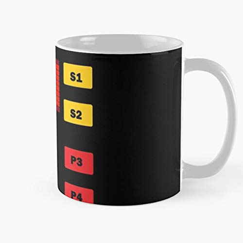 Best Gift Coffee Mugs 11 Oz Knight Rider Kitt Tv