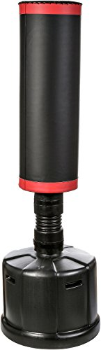 Sportart3  Boxing Punching Bag, Schwarz, TLS-C